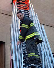 "E069l FDNY ""Harlem Hilton"" Ladder 28 Firefighters, Harlem, New York City (jag9889) Tags: county city nyc ny newyork truck fire harlem manhattan hilton company borough 28 ladder fdny department firefighters seagrave bravest 2013 ladder28 harlemhilton e069 jag9889"
