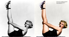 014 (Sid da' Cool) Tags: marilyn nude colorized hollywood moviestar playboy tribute bwtocolor monroemarilyn tributetomarilynmonroe bwcolorized tributetomarilyn atributetomarilynmonroe atributetomarilyn marilynincolor marilynincolorflickrblueedition blacknwhitetocolor flickrblueedition atributemarilynmonroe blacknwhitecolorized