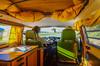 Touring the wine country in the 1977 Westfalia bus (spieri_sf) Tags: california vw volkswagen sonomacounty camper campervan t2 westfalia vwbus type2 nikond7000 flickr12days