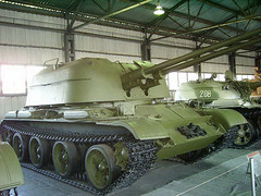 """ZSU-57-2 (1) • <a style=""""font-size:0.8em;"""" href=""""http://www.flickr.com/photos/81723459@N04/11201465373/"""" target=""""_blank"""">View on Flickr</a>"""
