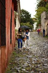 Colonia - Uruguay (Carlitos) Tags: woman southamerica sarah uruguay mujer martha colonia sudamerica coloniadelsacramento