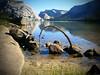 Tranquility Arch, Tenaya Lake, Yosemite National Park, CaP9110250c,PSE (Mala Gosia) Tags: ca lake nature landscape outdoors yosemitenationalpark mywinner