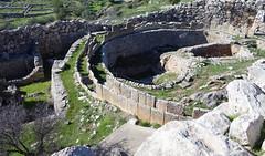 Grave Circle A
