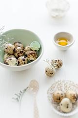 Baby Quail Eggs (Au Petit Gout) Tags: by photography elizabeth au petit got gaubeka