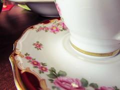 Coffee (K I L J A N D E R) Tags: china art coffee vintage artistic tea classical porcelain antiquity classicalantiquity