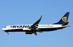 EI-EKP (GH@BHD) Tags: aircraft aviation lanzarote boeing ryanair airliner 737 logojet arrecifeairport eiekp