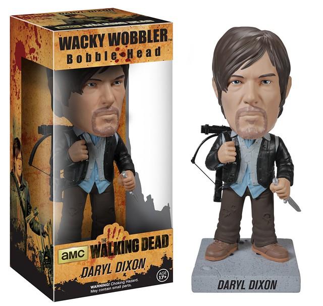 FUNKO WACKY WOBBLER 系列【陰屍路】The Walking Dead 迪克森兄弟