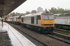 CP1992/9  60093_Leic_060992 (lewispix) Tags: class60 60093