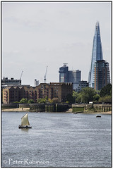 The Thames from Limehouse (Antirrhinum) Tags: london thames river meetup shard limehouse regentscanalandlimehouse