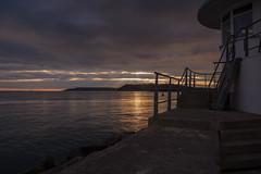 Quiet moments (trevorhicks) Tags: sunset sea clouds canon plymouth mount devon sound tamron breakwater 6d batten