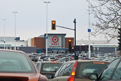 Going... Going... (caribb) Tags: winter canada cars retail shopping store montréal quebec montreal québec target eastend 2015 placeversailles eastendmontreal