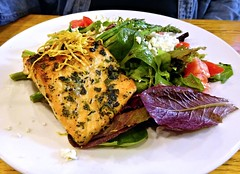 Salmon Salad (cathy.scola) Tags: food florida salmon safetyharbor salmonsalad southernfresh