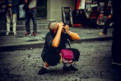 I Love EOS (Tin V) Tags: camera travel italy male canon bag asian florence nikon df photographer 85mm firenze toscana tienvu nikkor85mmf18g