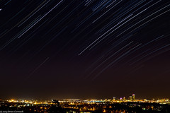 Big  Sky - Little Rock (cormack13) Tags: littlerock arkansas startrails canon6d