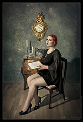 The Vintage Romance (thevintageromance) Tags: vintage antique retro charleston flapper pinup mystic 20s modernpinup