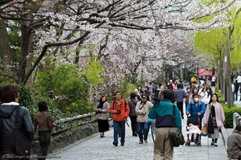 du khách Việt Nam đến Nhật Bản ngày càng tăng cao