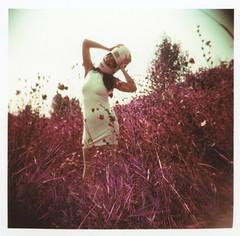 Exploring (LukeOlsen) Tags: usa 120 oregon portland holga lomo exploring helmet nasa nasahelmet lukeolsen anewplanet purplefilm lomochrome lomochromepurple lomochromepurplefilm