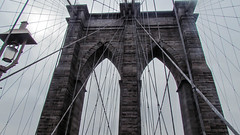 Brooklyn Bridge (NicolasR11) Tags: city nyc usa ny newyork unitedstates centralpark lateshow empirestate eeuu hardrockcafeny