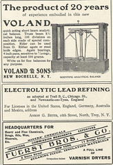 Fuerst Bros _Co (Kitmondo.com) Tags: old colour history industry work vintage magazine advertising photo industrial factory technology tech working machine advertisement equipment business company machinery advert labour historical kit oldequipment publication metalworking oldadvert oldmagazine oldwriting vintageequipment oldadvertisment oldliterature vintagepublication oldpublication machinerypublication