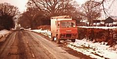 Stonefield 4x4 (pyewacket947) Tags: truck 4x4 transport utility worcs stonefield b4090 pom713t