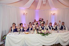 """Head Table • <a style=""""font-size:0.8em;"""" href=""""http://www.flickr.com/photos/79112635@N06/16503847675/"""" target=""""_blank"""">View on Flickr</a>"""