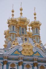 Snowy Rococo (Sergei P. Zubkov) Tags: january palace rococo pushkin 2015