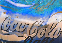 Cocacoleando. (bego vega) Tags: madrid trash tin ground cocacola vega coca bv lata bego suelos trashbit cocacoleando