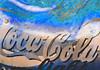 Cocacoleando. (bego vega) Tags: madrid trash tin ground cocacola vega coca bv lata bego suelos trashbit cocacoleando
