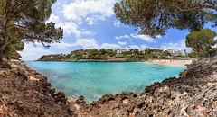 I love Mallorca 1795 (kbaranowski) Tags: island heart mallorca skyblue 2016krzysztofbaranowski