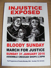 DERRY Ireland - Bloody Sunday Justice / human right Campaign Leaflets (seanfderry-studenna) Tags: ireland people irish history justice respect state massacre political politics sunday innocent free literature eire human civil bogside rights british bloody leaflet northern brochure campaign injustice exposed murdered derry forces association eireann creggan impunity civillians brandywell