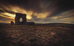 Dunnydeer Sunset (Iain Brooks) Tags: uk sunset castle sunrise landscape scotland highlands nikon inch aberdeenshire fort scottish iain 20mm brooks bennachie dunnydeer d610 18g ukpotd iainbphoto