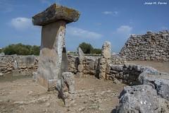 TAULA DES TREPUC (Menorca, agost de 2015) (perfectdayjosep) Tags: menorca balears illesbalears minorica perfectdayjosep estrepuc runestalaitiquesdestrepuc