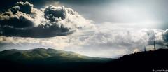 Cetatuie (Lucian Nuță) Tags: city sunset clouds landscape golden landscapes hour romania cluj napoca clujnapoca 2016 capitala cluj2016