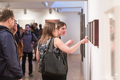 mixed-messages-5 (Prague College) Tags: art college illustration gallery prague drawing exhibition vernissage lecturer