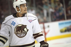Madison Bowey (hartmantori) Tags: hockey bears den caps hershey ahl defend hersheybears washingtoncapitals hersheybearshockey