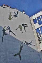 Strk_2137 rue de la Glacire Paris 13 (meuh1246) Tags: streetart paris paris13 strk ruedelaglacire