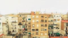 condos in Valencia (angela_savia) Tags: city windows valencia spain condos spagna citt palazzi finestre condomini