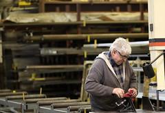 16 (Goshen, Indiana) Tags: iron hamilton metalwork ironwork metalworking goshen ironworking goshenindiana hamiltonironworks hamiltoniron