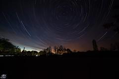 Circumpolaire (EA photographie / Nuts & Ricoo) Tags: ciel nuit etoiles polaris polaire circumpolaire