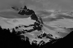 frozen dragon (ezook) Tags: mtrainier mountainridge