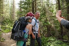 (nnylyssim) Tags: alpine lakes colchuck enchantments backpacking hiking lake washington