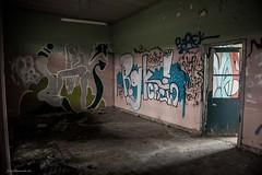 DSC_7501 (josvdheuvel) Tags: urban streetart art station graffiti nikon belgique belgie gare explorer trainstation urbex treinstation belgia montzen josvandenheuvel 0031612267230 josvdheuvelgmailcom wwwjosvdheuvelnl