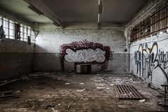 DSC_7505 (josvdheuvel) Tags: urban streetart art station graffiti nikon belgique belgie gare explorer trainstation urbex treinstation belgia montzen josvandenheuvel 0031612267230 josvdheuvelgmailcom wwwjosvdheuvelnl