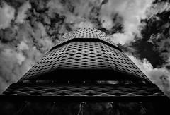 Ginza, Tokyo (Masahiko Kuroki (a.k.a miyabean)) Tags: bw noiretblanc x30 architecture 銀座 東京