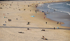 Bondi People (bobarcpics) Tags: bondibeach sydney beach sand people australianbeach