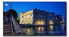 Palazzo Cavelli-Franchetti (seagr112) Tags: venice italy night boat lowlight europe gondola palazzo venezia grandcanal gondolas sonyalpha sonya6000 pallazocavellifranchetti
