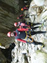 P1120392 (Mountain Sports Alpinschule) Tags: blue mountain sports lagoon canyoning zillertal zemmschlucht alpinschule
