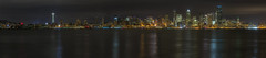 The Sound of Seattle (TeeJay_S) Tags: seattle city skyline night lights colorful downtown waterfront wanderlust explore manmade outandabout
