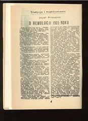 AISW_136_004 (Kolportaz Solidarnosci Walczacej) Tags: kpn 1986 katowice czasopismo