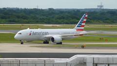 American Airlines Boeing 787-8 N810AN (Yvan Greenaway - SonicStar817) Tags: americanairlines manchesterairport 787 b787 7878 boeing787 787dreamliner b788 boeing7878 n810an